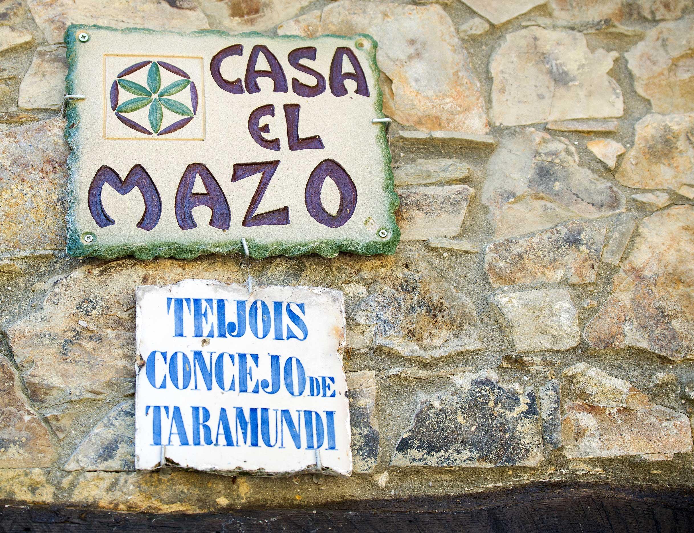 casa Rural Taramundi - el mazo