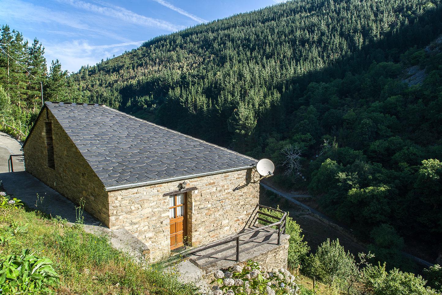 Casa Rural en Taramundi La Fragua